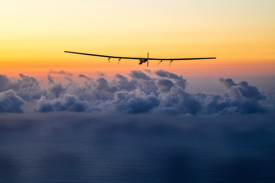 Solar Impulse Sustainable Mobility